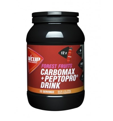 WCUP CARBOMAX ENERGY 900 GR