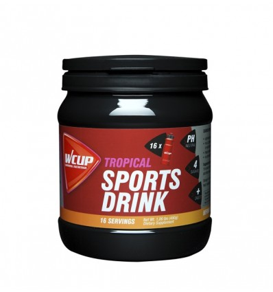 Wcup Sports Drink 1020 gr tropical