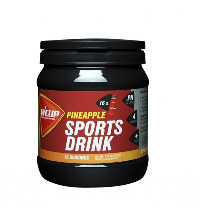 Wcup Sports Drink 1020 gr pineapple